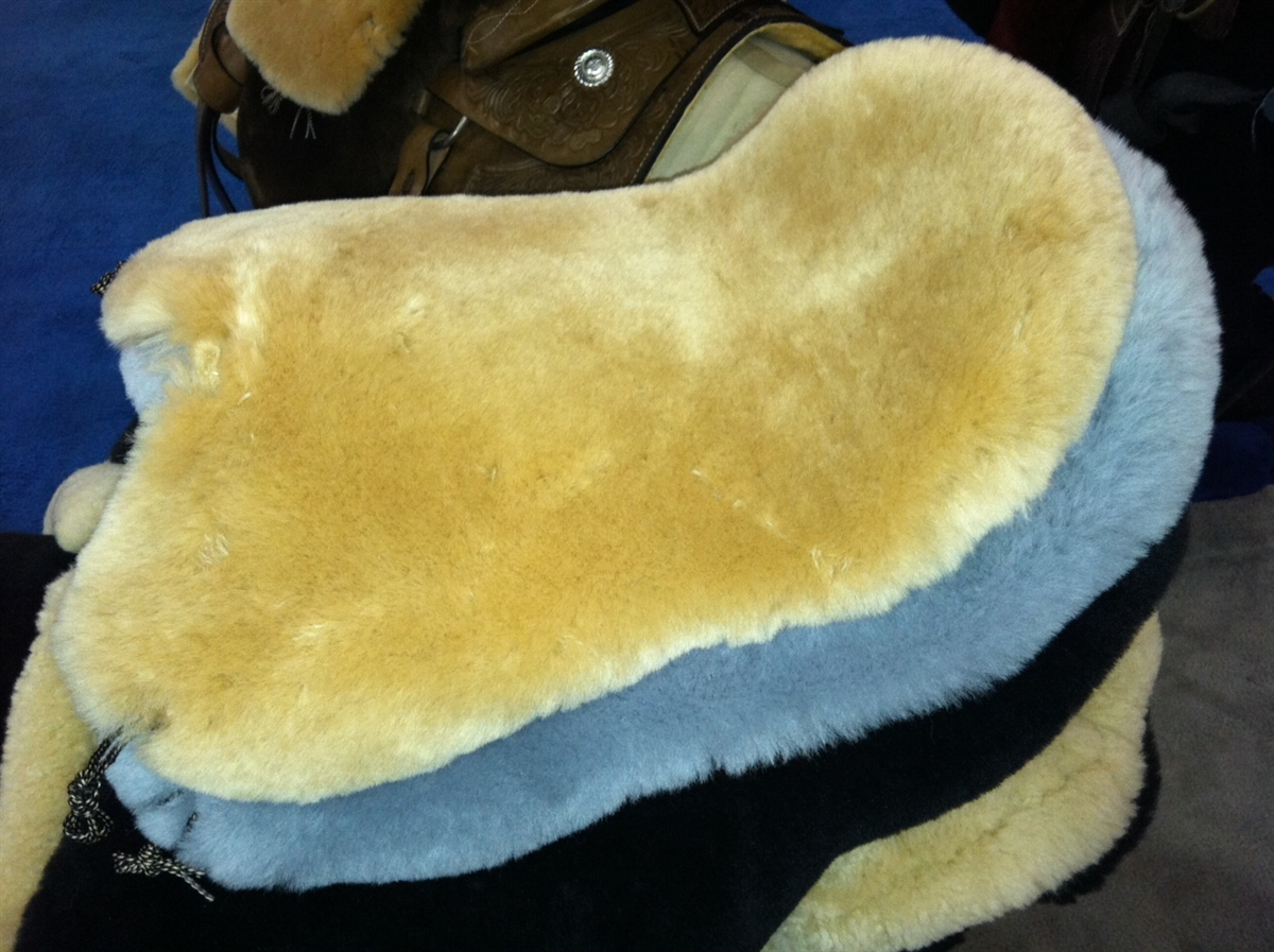 Jms English Saddle Seat Cushion Covers