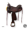 DP Saddlery Flex Fit Trail Western Saddles