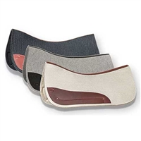 DP Saddlery Wool Felt Saddle Pads