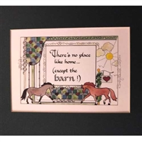 There's No Place Like Home Art Prints