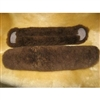 JMS Hackamore Sheepskin Covers