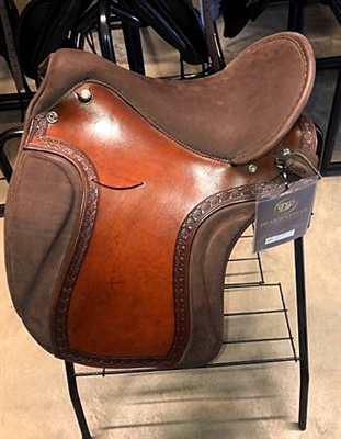 Dp Saddlery Impuls Contour Baroque Saddle