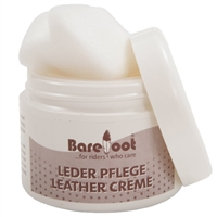 Barefoot Treeless Saddles Leather Creme