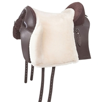 Barefoot Madrid Saddle Seat Genuine Wool