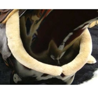 JMS Breastplate Sheepskin Covers