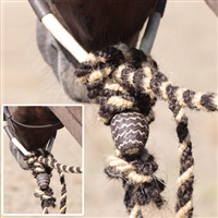 Barefoot Mecate Reins - Real Hair