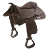 Barefoot Missoula Nut Western Treeless Saddles