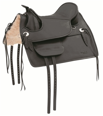 Barefoot Nevada Western Treeless Saddles
