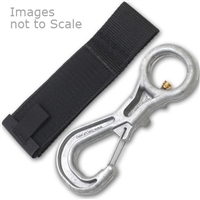 EasyCare HiTie Hook and Loop Replacement Clip Straps (Optional Clips)