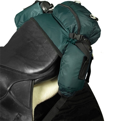 EasyCare Stowaway English Cantle Saddle Bags