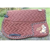 Barefoot Barry Brown Saddle Pads