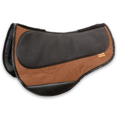 Barefoot Western Physio Saddle Pads Systems