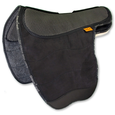 Barefoot Barrydale Physio Treeless Saddle Pads
