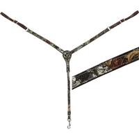 Cashel Mossy Oak Camo Breast Collars