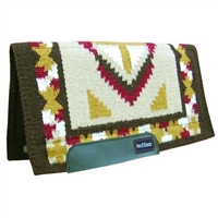 Bar H Equine Air Foam Western Saddle Pads
