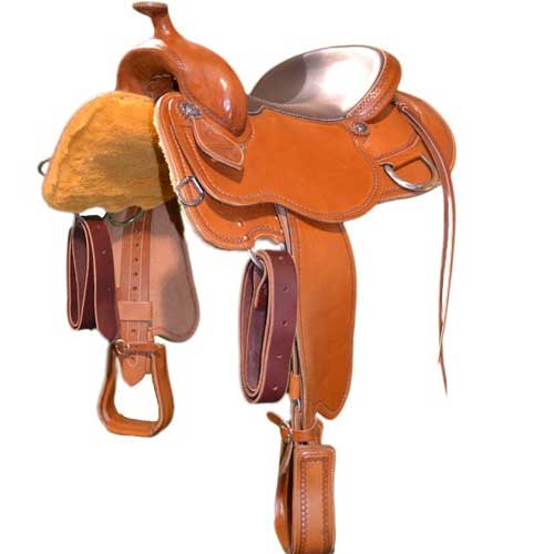 Cactus Flex Trail 250 Ulitmate Western Saddles - 16