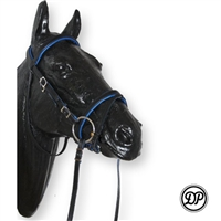 Dp Soft Feel English Headstall with Noseband