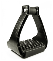 "EasyCare E-Z Ride DEMO Stirrups - Nylon 1.5"" top bar (not changeable)"
