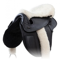 Barefoot SheepWool Saddle Seat Covers
