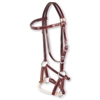 Martin Saddlery Sidepull Bitless Bridle