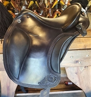 DP Saddlery El Campo Baroque Saddles