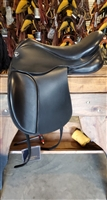 DP Saddlery Startrekk Treeless Dressage Saddle Size 1 - FINAL SALE