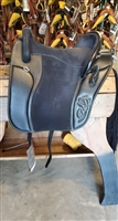 DP Saddlery Startrekk Espaniola Bonita Treeless Saddles - Size 2 FINAL SALE