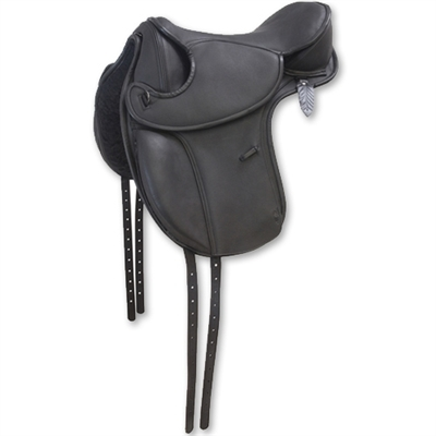 Barefoot Lexington Dressage Treeless Saddles DEMO S 2