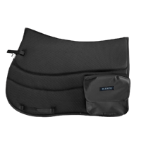 Burioni Sympanova Trail Saddle pad with Pockets