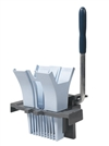 "Vileda 120788 Duo™ Press Wringer, 21"" x 9"" x 6.3"""