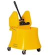 Downpress Wringer and Bucket, 40 Quart Capacity