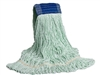 MicroEco™ Looped End String Mop Head with Wide Band