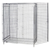 "Quantum 2460-63SEC Security Unit, 24"" x 60"" x 63"""