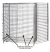 "Quantum 243660EPC Security Panel Set, 24"" x 36"" x 60"""