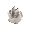 PACE 4028-4003 SOICL-16 (JEDEC) Pattern Hot Air Nozzle, 10.9mm