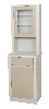 "20"" x 65"" x 16.25"" Treatment Cabinet w/ Upper Cabinet, One Door, One Shelf"