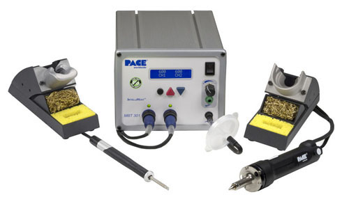 PACE MBT 301 2-Channel Digital Rework & Repair System