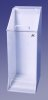 "AK-1484 Single Compartment Frock Dispenser, 11""Wx30""Hx15-1/2""D"