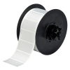 "1""x2"" B438 Tamper Evident Silver Metallized Polyester Tape (1225/roll)"