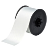 "3""x100' B438 Tamper Evident Silver Metallized Polyester Tape"