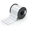 "1""x4"" Rectangular Style Raised Profile Labels (340/roll)"