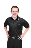 Short Sleeve ESD Polo Shirt with Collar