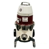 Minuteman Stainless Steel 15 Gallon Cleanroom Vacuum w/ RFI/EMI Filtration, Dry Only