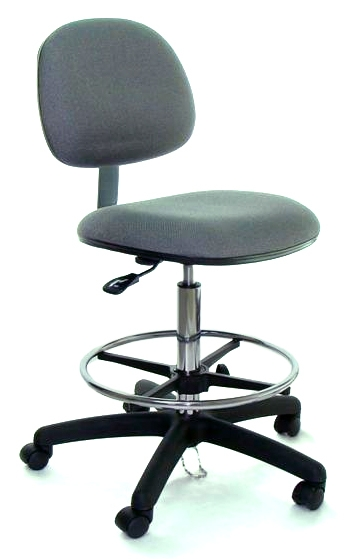Swell Industrial Seating Esd Conductive Chair With Small Seat Ocoug Best Dining Table And Chair Ideas Images Ocougorg