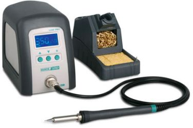 Quick 3202 LCD Soldering Station, 90W