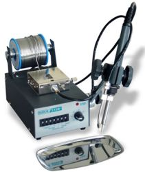 Quick 375B+ Self-Feeder Solder Station, 60W