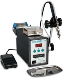 Quick 376DI LCD Self-Feeder Solder Station, 90W