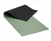 "Dual Layer High Temp. Static Dissipative/Conductive Rubber Table Mat, Green/Black, 48"" x 32' Roll"