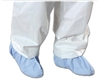 Alpha ProTech SH-91182-B Critical Cover® AquaTrak® Fluid Impervious Shoe Covers, Blue, Universal Fit
