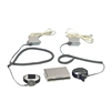 Ground Monitoring System (2 Wrist Straps & 2 Workstations), includes NIST Certificate